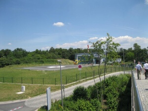 KB Hubschrauberlandeplatz 1