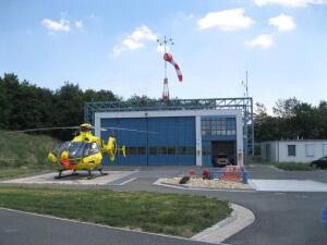 KB Hubschrauberlandeplatz 2