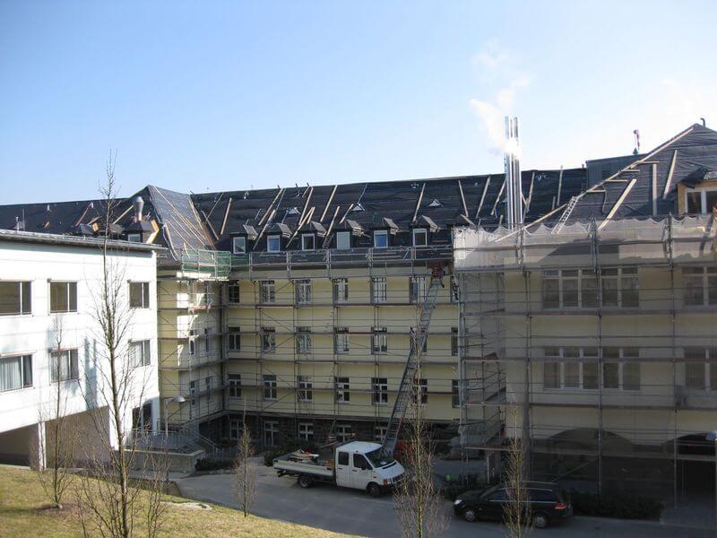 architekten in regensburg klinikum bayreuth gesamtsanierung krankenhaus hohe warte bauabschnitt 6. Black Bedroom Furniture Sets. Home Design Ideas