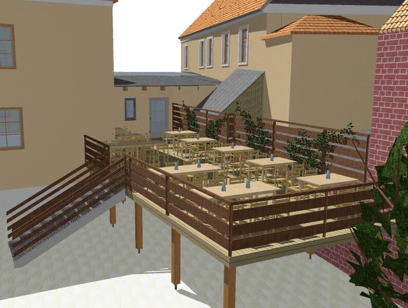 goldener l we 3. Black Bedroom Furniture Sets. Home Design Ideas